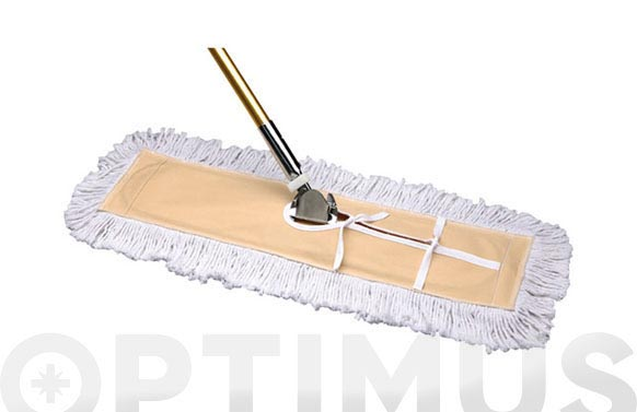 Repuesto mopa algodon de pinza 110 cm