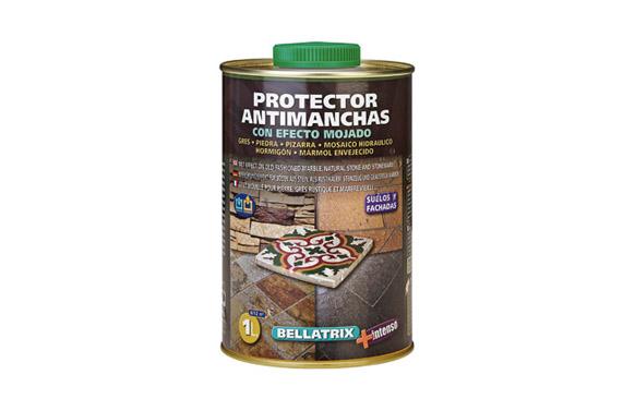 Protector antimanchas con efecto mojado bellatrix 1l