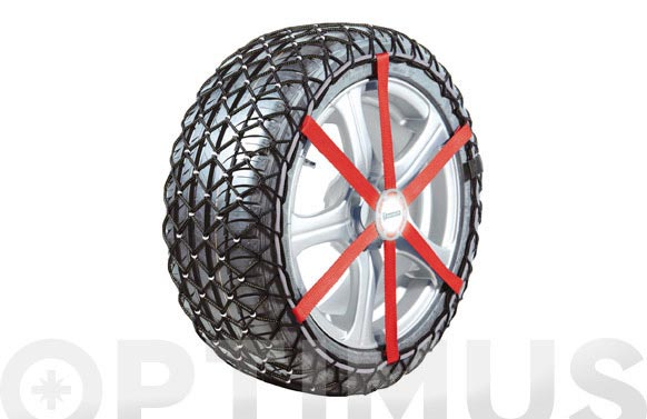 "Cadenas nieve composite easy grip michelin ""g 12"""