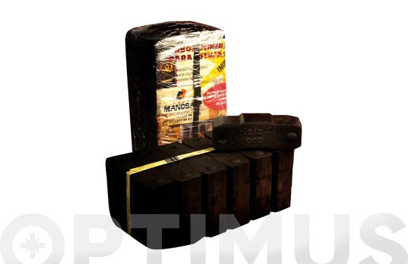Carbon mineral lignito para estufas 10 kg