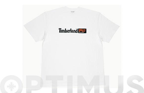 Camiseta timberland pro 306 blanca t s