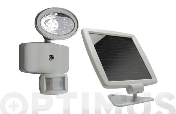 Kit iluminacion solar sunlight modelo con detector