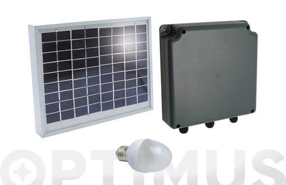 Kit iluminacion solar sunlight mod 4