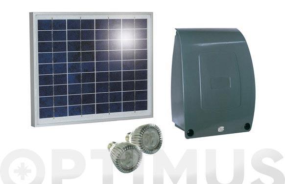 Kit iluminacion solar sunlight mod 10