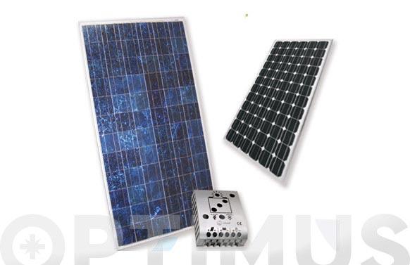 Kit panel solar 60w 12v