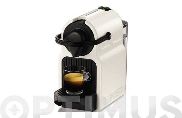 Cafetera nespresso inissia automatica blanco