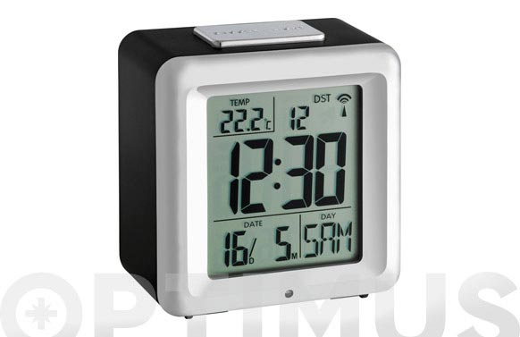 Despertador termometro tfa 60,2503