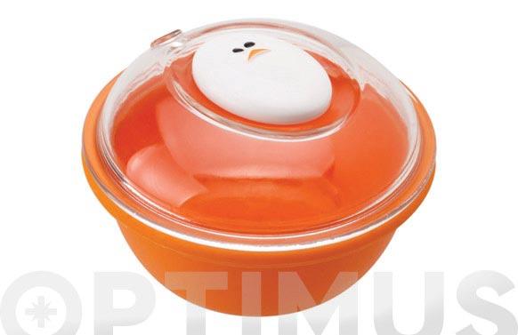 Escalfador huevos microondas 50945