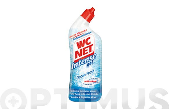 Limpiador wc blue ocean 750 ml
