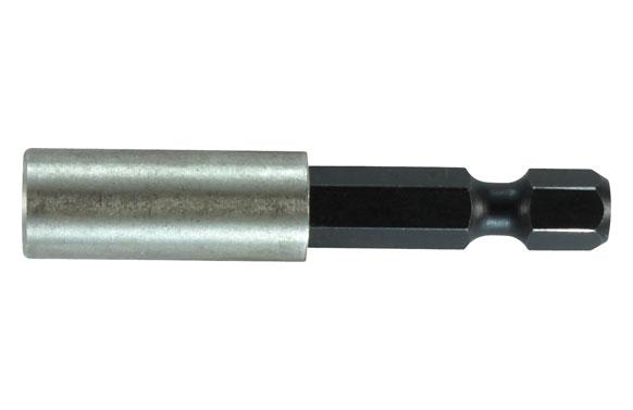 """Adaptador magnetico 58 mm.( e 6,3 - ¼"""" ) para puntas de atornillar"""