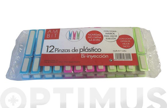 Pinza plastico inyeccion 12u ambit bip 140/am