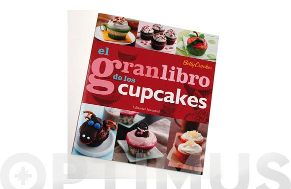 El gran libro de los cupcakes betty crocker
