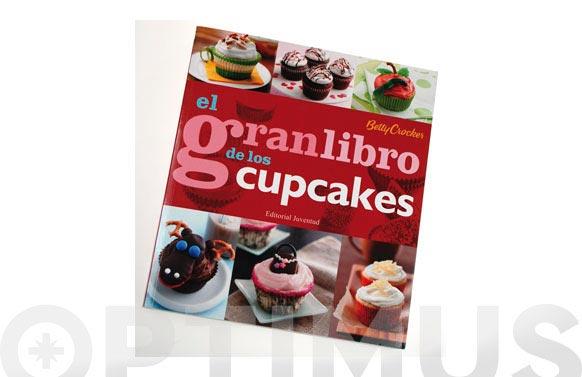 El gran libro de los cupcakes betty crocker