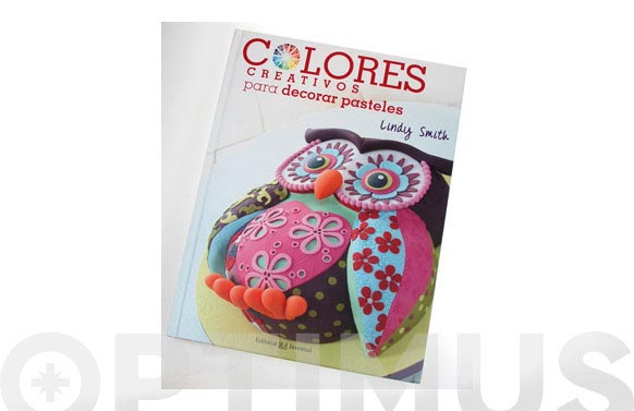 Colores creativos para decorar pasteles lindy smith