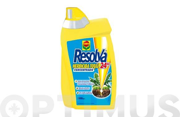 Herbicida resolva 24h total 500 ml concentrado