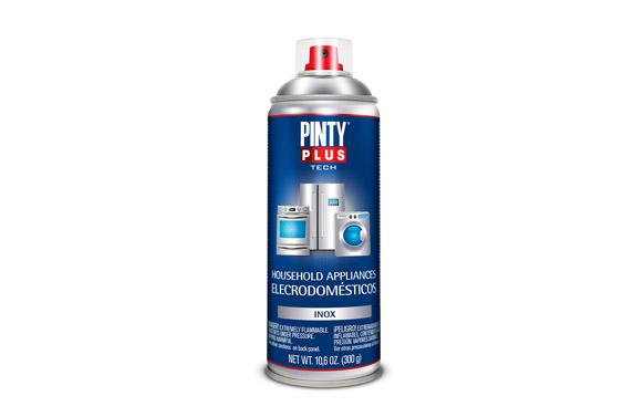 Pintura electrodomestico spray inox 520 cc