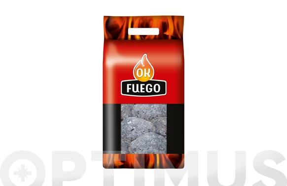 Piedra lava barbacoa 4 kg