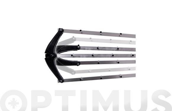 Antena exterior 38 elementos plegable