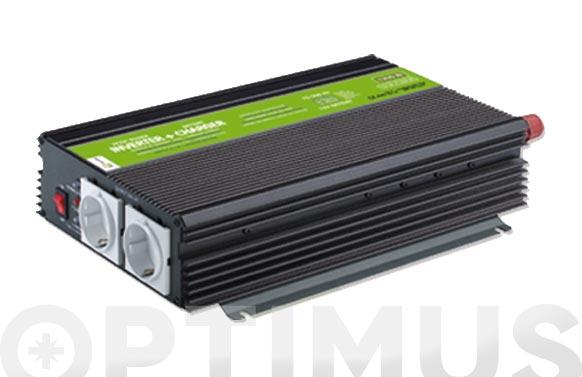 Inversor1200w-cargador 75-300ah