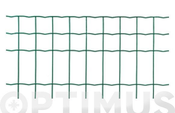 Malla jarditor classic verde 100x50 mm altura 150 cm