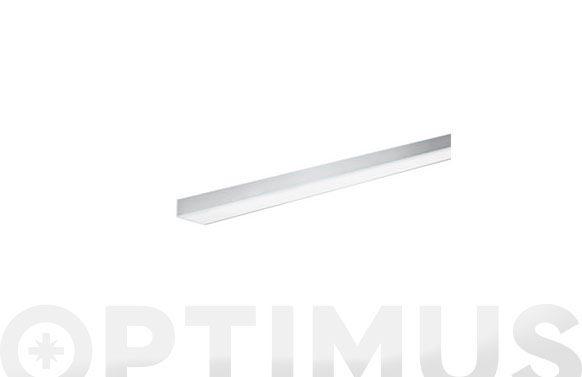 Perfil angulo aluminio anod.plata 1 m 30x30x1