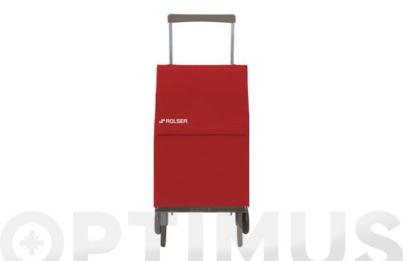 Carro compra plegamatic original rojo