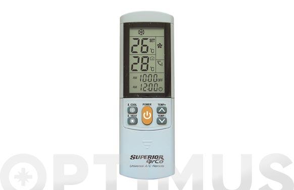 Mando universal aire acondicionado superior airco 4000