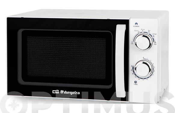 Horno microondas sin grill mi-2015 20l blanco