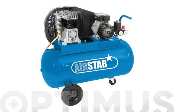 Compresor correa mercure b2800/100 cm2