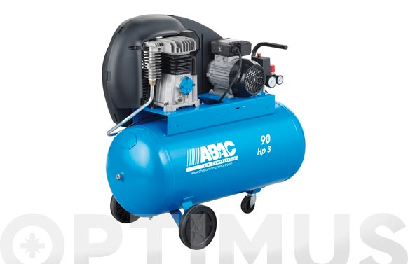 Compresor correas con aceite 2 cv a 29-90 cm2