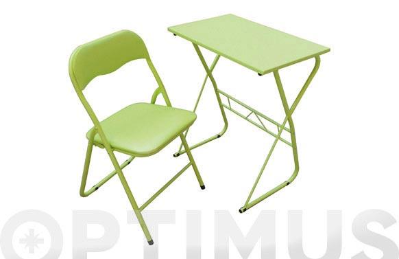 Mesa + silla (set escolar) lima