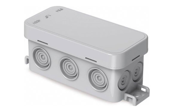 Caja mini estanca ip55 90 x 43 mm