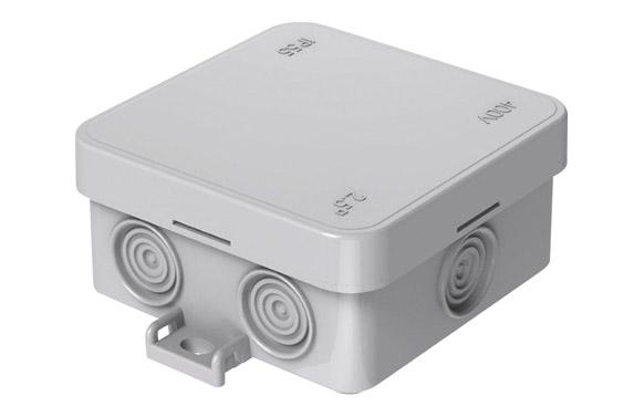 Caja mini estanca 75x75 ip55