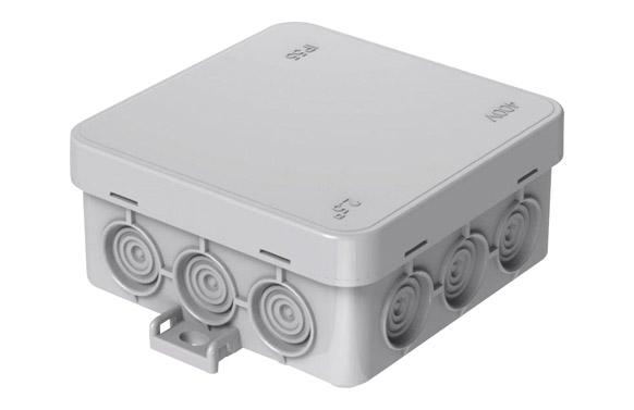 Caja mini estanca 85x85 ip55