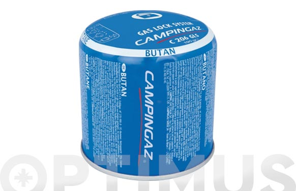 Cartucho gas perforable 190 gr c206 gls