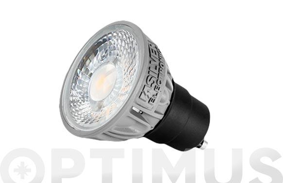 Lampara led dicroica pro 5w gu10 450 lm luz calida