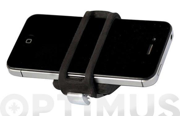 Soporte universal smartphone hdb-01-r3 bici