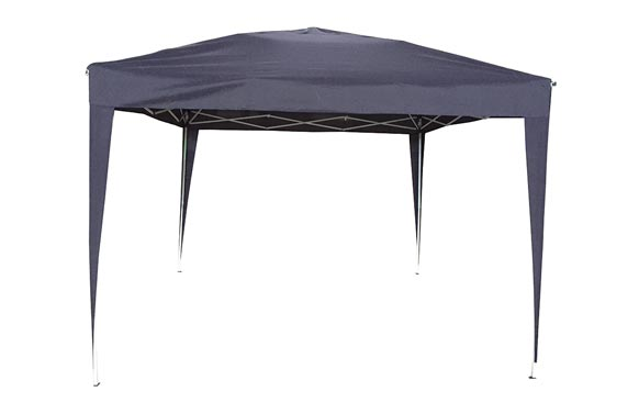 Carpa plegable aluminio 3x3 m azul