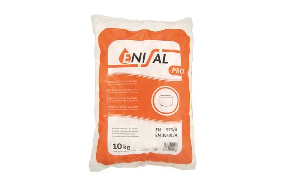 Sal refinada vacuum descalcificador 10kg / pastillas