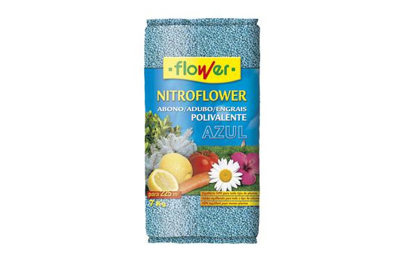 Abono nitroflower azul 7 kg