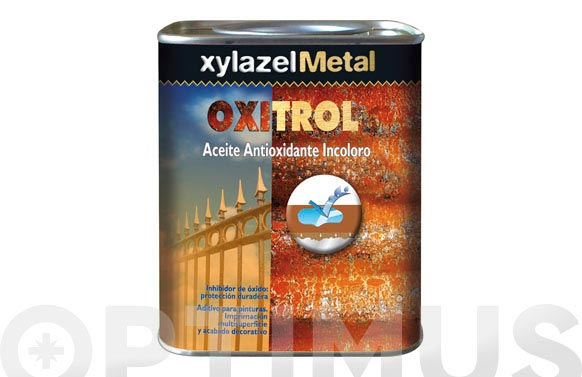 Protector metal oxitrol 750 ml