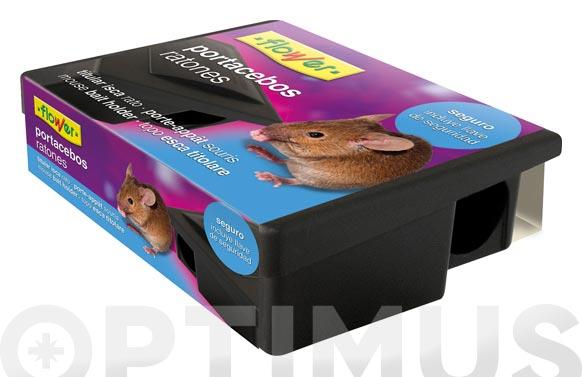 Portacebo raton caja