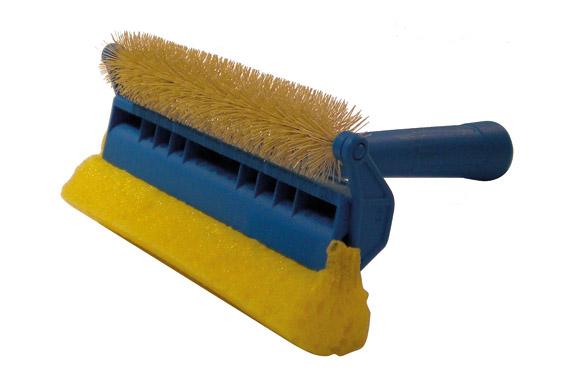 Cepillo especial limpieza mosquitera dos caras