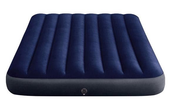 Colchon-cama hinchable doble 137 x 191 x 22 cm