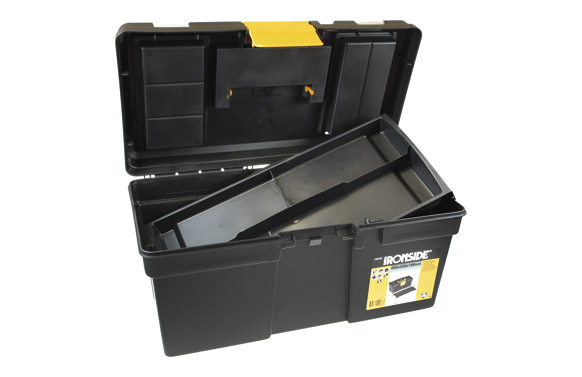 "Caja herramientas ""tool box s"" 400 x 220 x 198 mm."