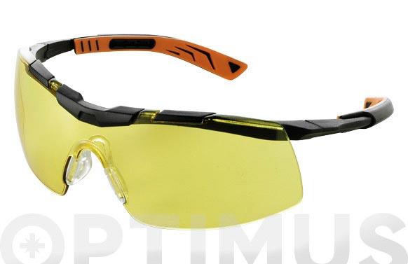 Gafa flexible lente amarilla sporty 5x6.03.00.03