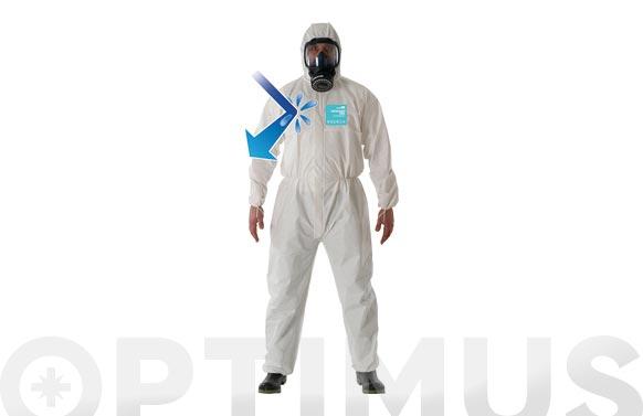 Buzo desechable antiestatico tipo6b t m blanco microgard