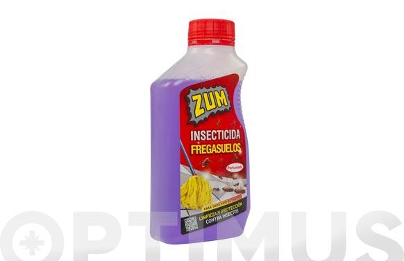 Insecticida fregasuelos concentrado 0,5 lt