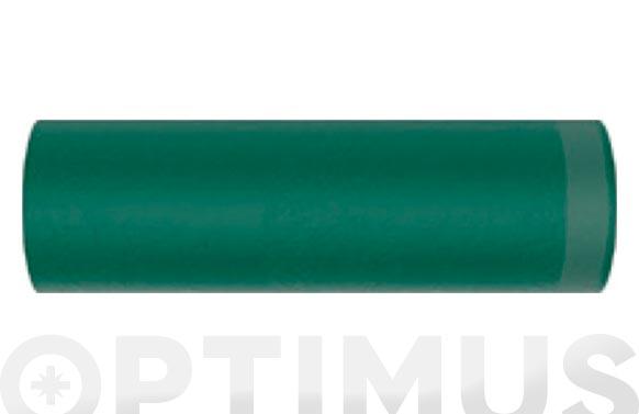 Saco basura cierra facil 120 l (10 uds) 85x102 cm verde g-160