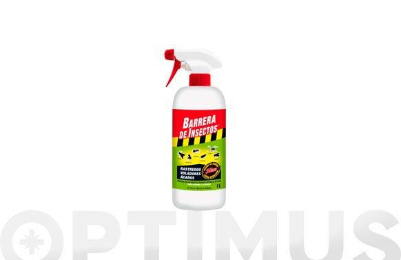 Insecticida barrera de insectos pulverizador 1 l